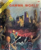 Gamma World - Board Game Box Shot