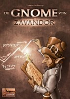Gnomes of Zavandor - Board Game Box Shot