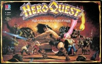 HeroQuest - Board Game Box Shot
