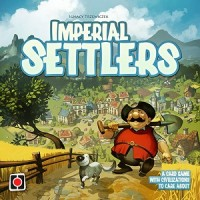Imperial Settlers - Board Game Box Shot