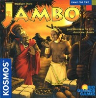 Jambo - Board Game Box Shot