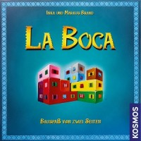 La Boca - Board Game Box Shot