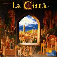 La Città - Board Game Box Shot