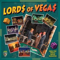 Lords of Vegas - Board Game Box Shot