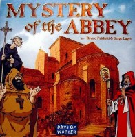Mystery of the Abbey - Board Game Box Shot