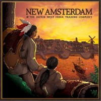 New Amsterdam - Board Game Box Shot