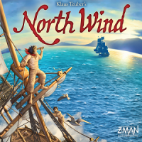 North Wind - Board Game Box Shot