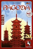Pagoda - Board Game Box Shot