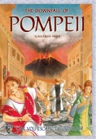 The Downfall of Pompeii - Board Game Box Shot