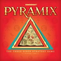 Pyramix - Board Game Box Shot