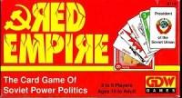 Red Empire - Board Game Box Shot
