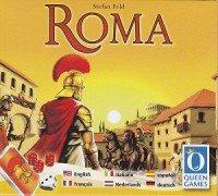 Roma - Board Game Box Shot