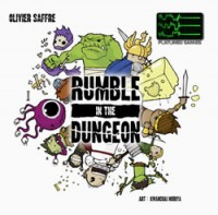 Rumble in the Dungeon - Board Game Box Shot