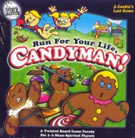 Run for Your Life, Candyman! - Board Game Box Shot