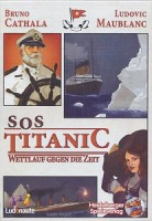 SOS Titanic - Board Game Box Shot