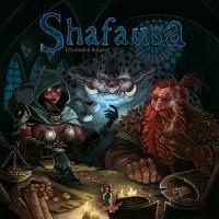 Shafausa - Board Game Box Shot