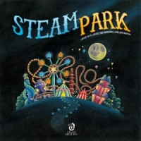 Steam Park - Board Game Box Shot