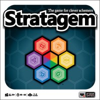 Stratagem - Board Game Box Shot