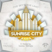 Sunrise City - Board Game Box Shot