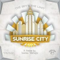 Sunrise City - Board Game Box Shot