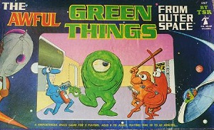 Amazon.com: The Awful Green Things from Outer Space (2nd ...
