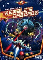 The Battle at Kemble's Cascade - Board Game Box Shot