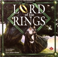 The Lord of the Rings - Board Game Box Shot