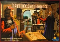 The Princes of Florence - Board Game Box Shot