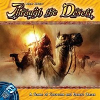 Through the Desert - Board Game Box Shot