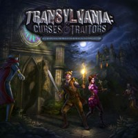 Transylvania: Curses and Traitors - Board Game Box Shot