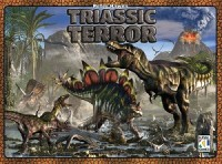 Triassic Terror - Board Game Box Shot