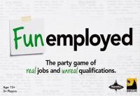 Funemployed - Board Game Box Shot