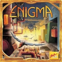 Enigma - Board Game Box Shot