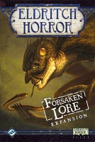 Eldritch Horror: Forsaken Lore - Board Game Box Shot