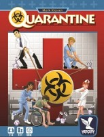 Quarantine - Board Game Box Shot