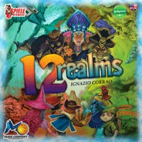 12 Realms - Board Game Box Shot