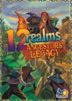 12 Realms: Ancestors Legacy - Board Game Box Shot