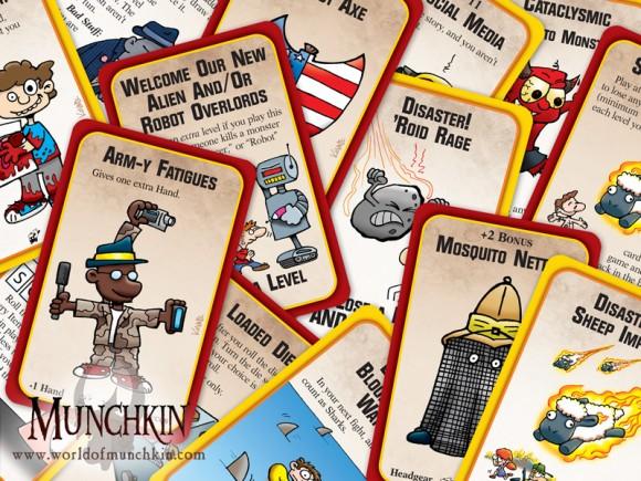 Munchkin Apocalypse 2 Publisher Image