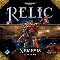 Relic: Nemesis - Board Game Box Shot