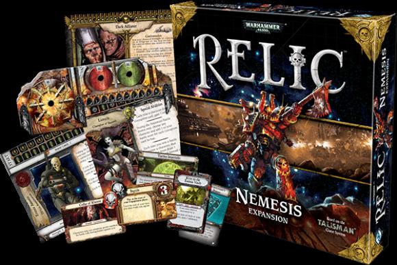 Relic Nemesis Publisher Image 1
