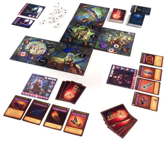 Transylvania gameplay
