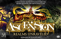 Ascension: Realms Unraveled - Board Game Box Shot