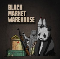Black Market Warehouse - Board Game Box Shot