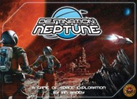 Destination: Neptune - Board Game Box Shot