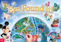 Disney: Eye Found It! - Board Game Box Shot