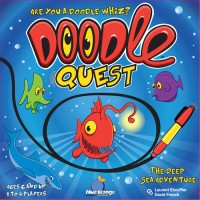 Doodle Quest - Board Game Box Shot