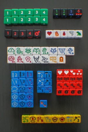 Dungeon Dice Publisher Image 1