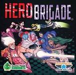 Hero Brigade - Board Game Box Shot