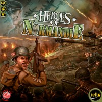 Heroes of Normandie - Board Game Box Shot