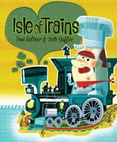Isle of Trains - Board Game Box Shot